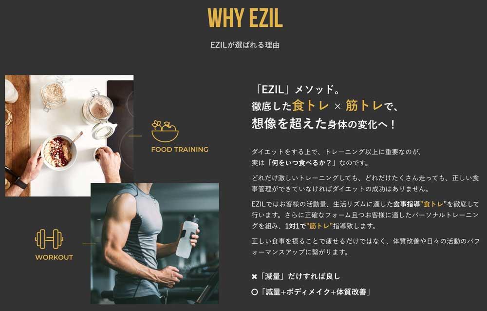 EZILのメソッド